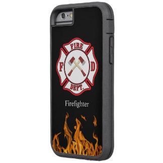 Tough Firemen Theme Tough Xtreme iPhone 6 Case