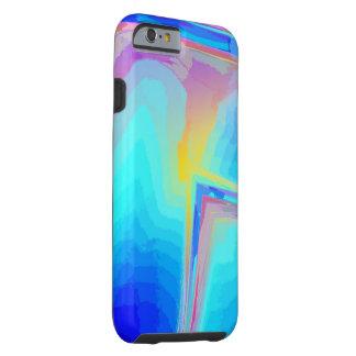 Tough iPhone 6 case in Blue