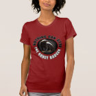 Tough Lady - Nothing can Stop the Honey Badger T-Shirt