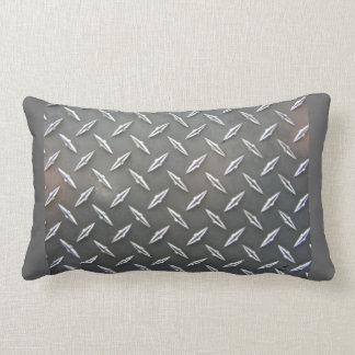 Tough look, but actually soft. Man Cave Pillow. Lumbar Pillow