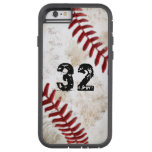 Tough XTreme iPhone 6 Baseball Case PERSONALIZED Tough Xtreme iPhone 6 Case