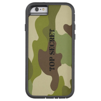 Tough Xtreme Phone Case case top secret camouflage