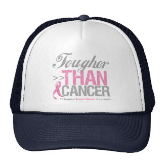 Tougher than Breast Cancer Hats