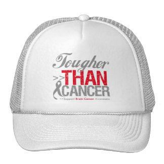 Tougher Than Cancer - Brain Cancer Cap