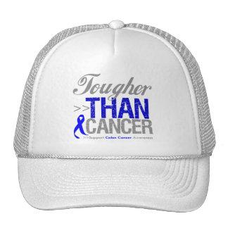 Tougher Than Cancer - Colon Cancer Cap