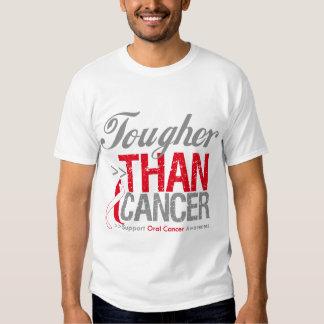 Tougher Than Cancer - Oral Cancer Tees