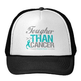 Tougher Than Cancer - Ovarian Cancer Cap