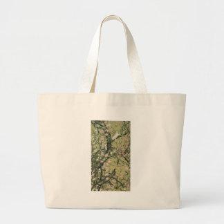 Touka shoukinzu by Ito Jakuchu Jumbo Tote Bag