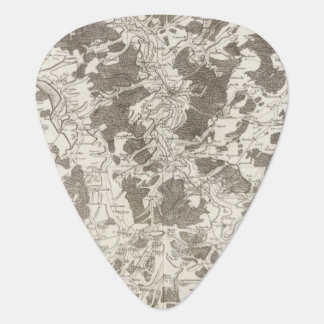 Toul Guitar Pick