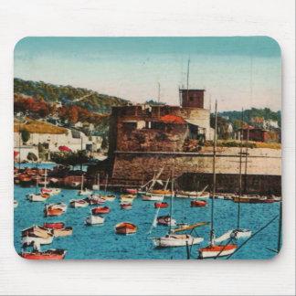 Toulon Mourillon Baie du Fort France Mouse Pad