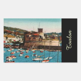 Toulon Mourillon Baie du Fort France Stickers