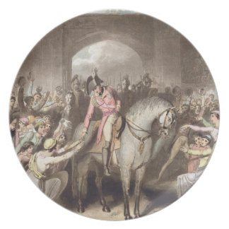 Toulouse, 10th April 1814, from 'The Victories of Plate