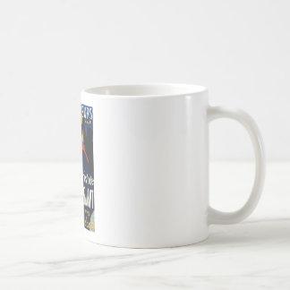Toulouse-Lautrec Ambassadeurs Aristide Bruant Basic White Mug