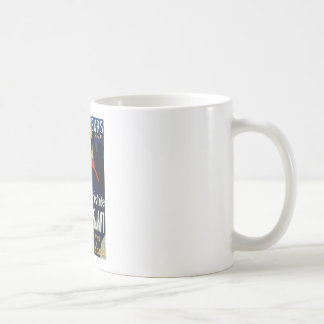 Toulouse-Lautrec Ambassadeurs Aristide Bruant Classic White Coffee Mug