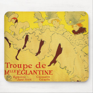 Toulouse-Lautrec - Dance Troupe Mouse Mat