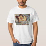 Toulouse-Lautrec In Bed The Kiss T-shirt