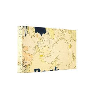 Toulouse-Lautrec - The Chap Gallery Wrapped Canvas