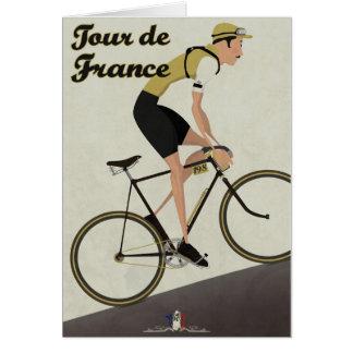 Tour De France Card