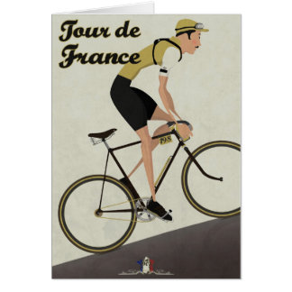 Tour De France Cards