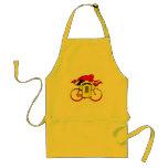 Tour de France champions Spain Yellow Jersey Standard Apron
