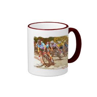 tour de france ringer coffee mug