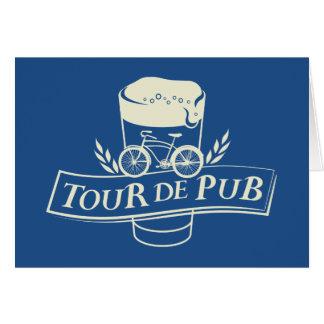 Tour de Pub Card