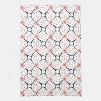 Tour Eiffel, Paris patterns Hand Towel