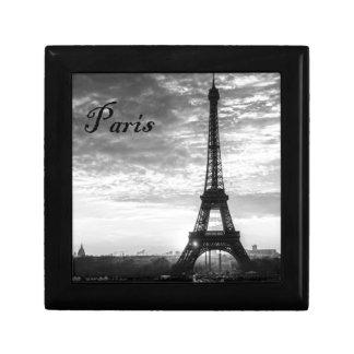 Tour Eiffel Paris - Sunset in Black & White (St.K) Gift Box