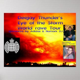 tour flyer poster