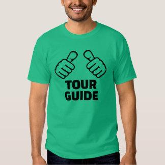 Tour guide shirt