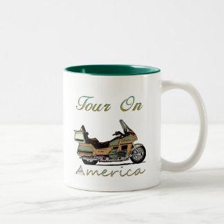 Tour On Coffee Mug