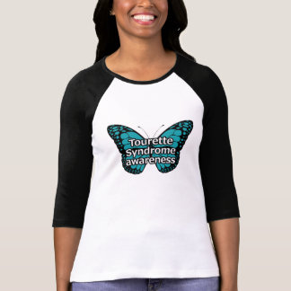 Tourette butterfly T-Shirt