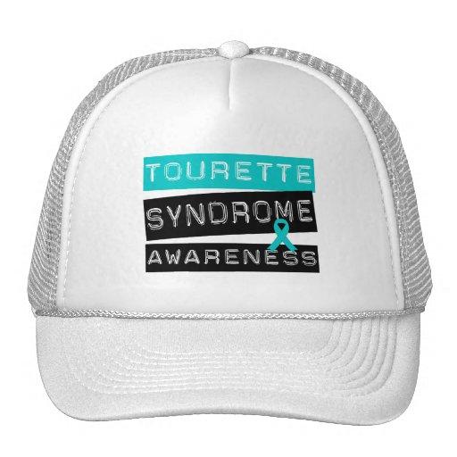 Tourette Syndrome Hat