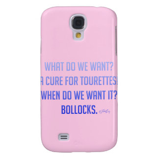 'Tourettes' Galaxy S4 Case