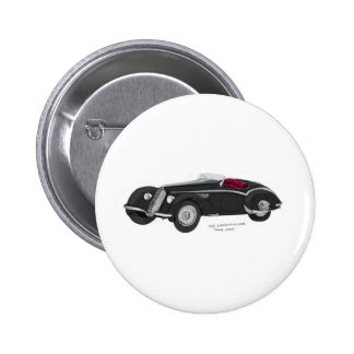 Touring 2900 Spider 6 Cm Round Badge
