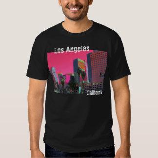 Tourism apparel Los Angeles, California Tshirt