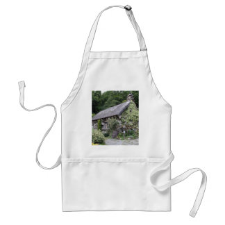 Tourist Attraction In Wales Ugly House Apron