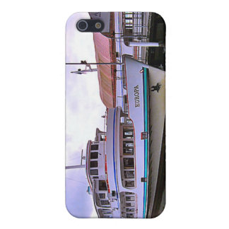 Tourist boat on Lake Lucerne, iPhone 5 Cover