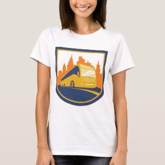 Tourist Bus Womens T-Shirt