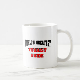 Tourist Guide Basic White Mug