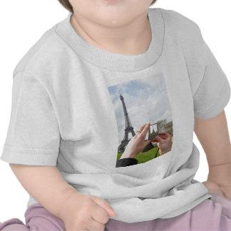 Tourist in Paris Shirt