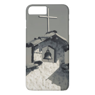 Tourist town, village chapel iPhone 8 plus/7 plus case