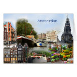 Touristic sites of Amsterdam Cards