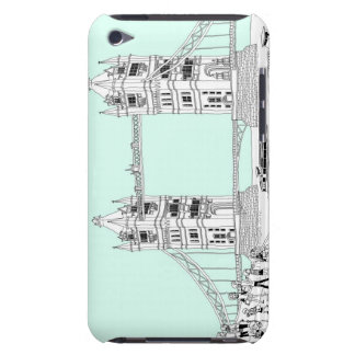 Tourists by Railing Case-Mate iPod Touch Case
