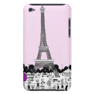 Tourists by Tower Case-Mate iPod Touch Case