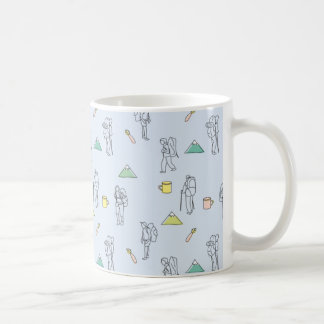 Tourists Coffee Mug