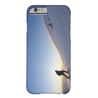 Tourists on Mountain Barely There iPhone 6 Case