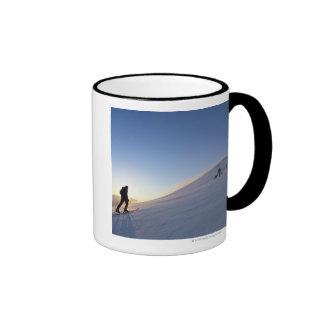 Tourists on Mountain Mugs