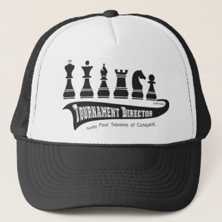 Tournament Director, Sport Chess Trucker Hat