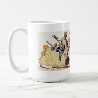 Tournament duel mug